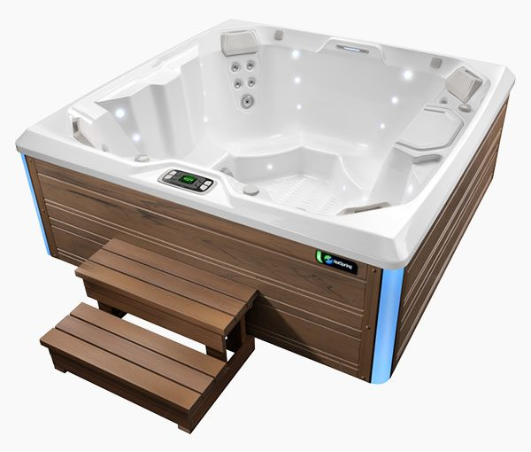 Beam Hot Tub Spa | Hot Springs Spas available at the Recreational Warehouse Southwest Florida (Naples, Fort Myers and Port Charlotte Locations) Pool Warehouse