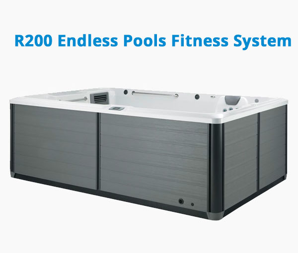 R200 Endless Pool Fitness System   The Recreational Warehouse