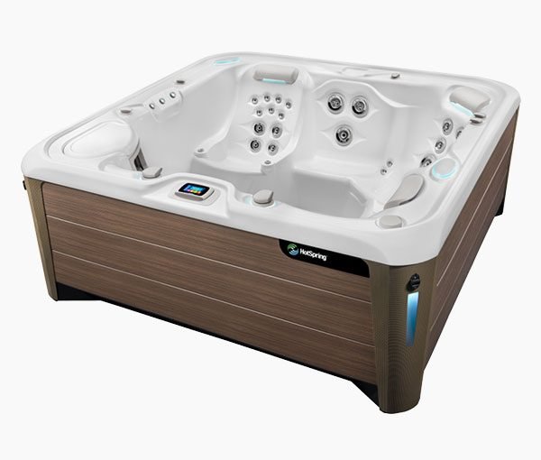 Envoy Hot Tub Spa | Hot Springs Spas available at the Recreational Warehouse Southwest Florida (Naples, Fort Myers and Port Charlotte Locations) Pool Warehouse