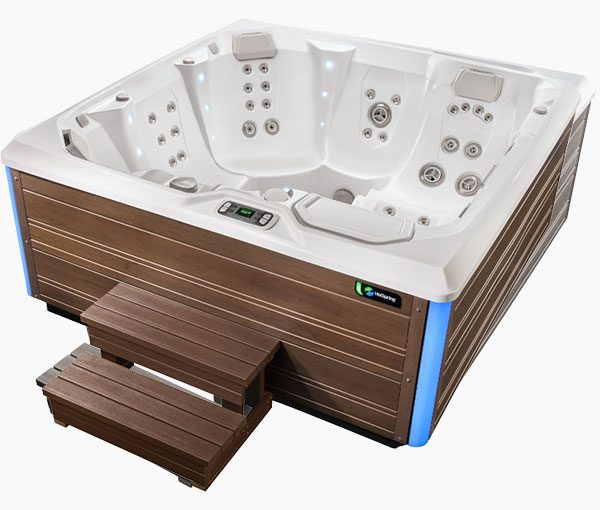 Flair Hot Tub Spa | Hot Springs Spas available at the Recreational Warehouse Southwest Florida (Naples, Fort Myers and Port Charlotte Locations) Pool Warehouse