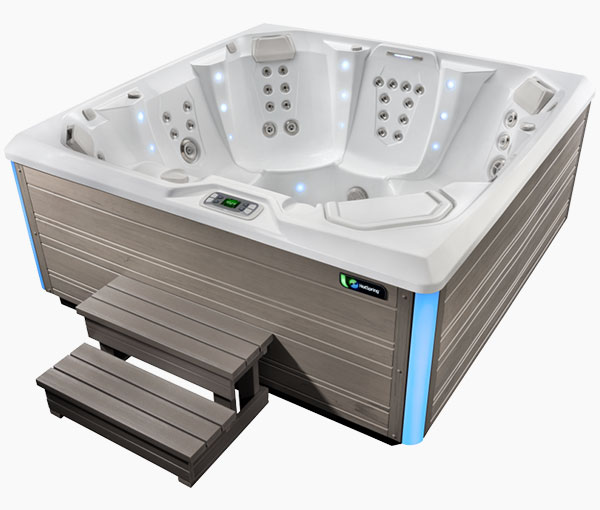 Flash Hot Tub Spa | Hot Springs Spas available at the Recreational Warehouse Southwest Florida (Naples, Fort Myers and Port Charlotte Locations) Pool Warehouse