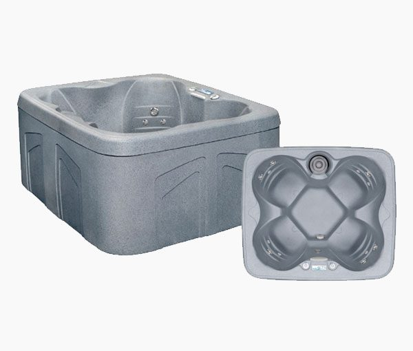 Freeflow 100 Hot Tub Spa | Freeflow Spas available at the Recreational Warehouse Southwest Florida (Naples, Fort Myers and Port Charlotte Locations) Pool Warehouse