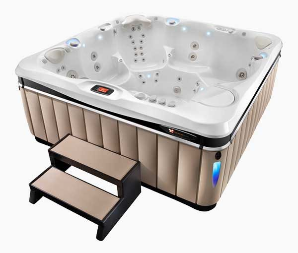 Geneva Hot Tub Spa | Caldera Spas available at the Recreational Warehouse Southwest Florida (Naples, Fort Myers and Port Charlotte Locations) Pool Warehouse