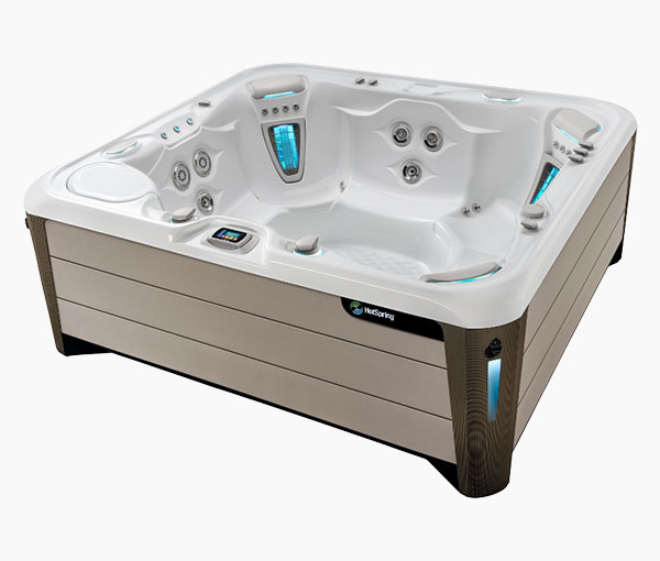 Grandee Hot Tub Spa | Hot Springs Spas available at the Recreational Warehouse Southwest Florida (Naples, Fort Myers and Port Charlotte Locations) Pool Warehouse