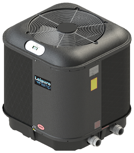 Leisure Temp Pool Heater from The Recreational Warehouse Southwest Florida's Leading Warehouse for Spas, Hot Tubs, Pool Heaters, Pool Supplies, Outdoor Kitchens and more!