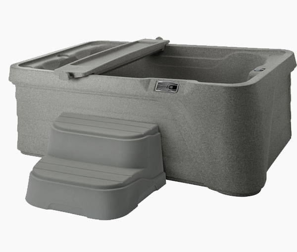 Mini Hot Tub Spa | Freeflow Spas available at the Recreational Warehouse Southwest Florida (Naples, Fort Myers and Port Charlotte Locations) Pool Warehouse