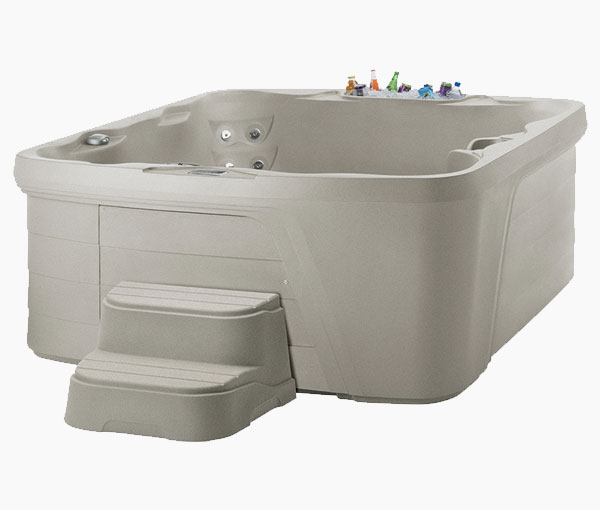 Monterey Hot Tub Spa | Freeflow Spas available at the Recreational Warehouse Southwest Florida (Naples, Fort Myers and Port Charlotte Locations) Pool Warehouse