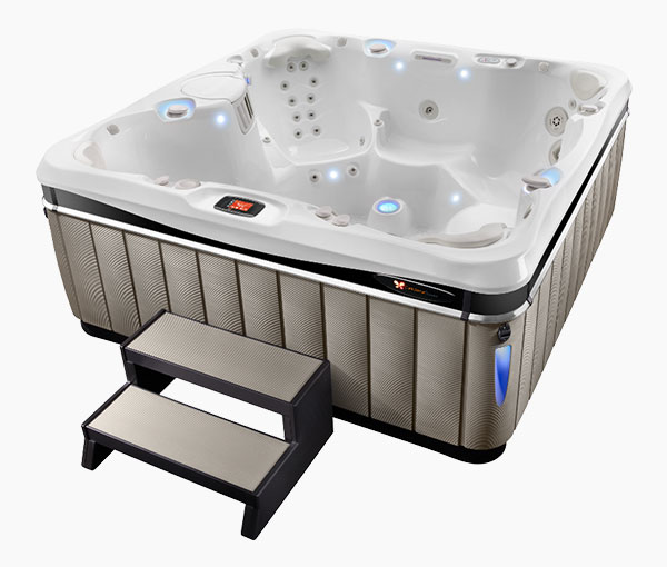 Niagara Hot Tub Spa | Caldera Spas available at the Recreational Warehouse Southwest Florida (Naples, Fort Myers and Port Charlotte Locations) Pool Warehouse