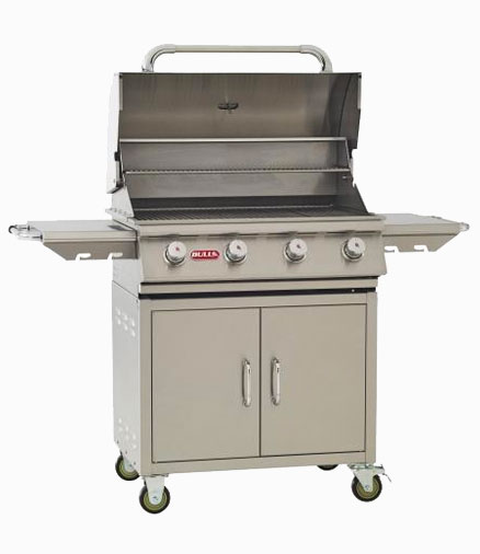 Outlaw Grill Cart from Bull BBQ Grills available at The Recreational Warehouse Naples, Fort Myers and Port Charlotte
