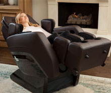 Full Body Massage Chairs - Zenwave | The Recreational Warehouse