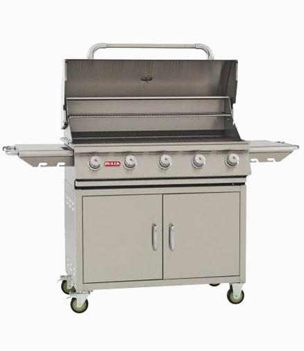 Renegade Grill Cart from Bull BBQ Grills available at The Recreational Warehouse Naples, Fort Myers and Port Charlotte