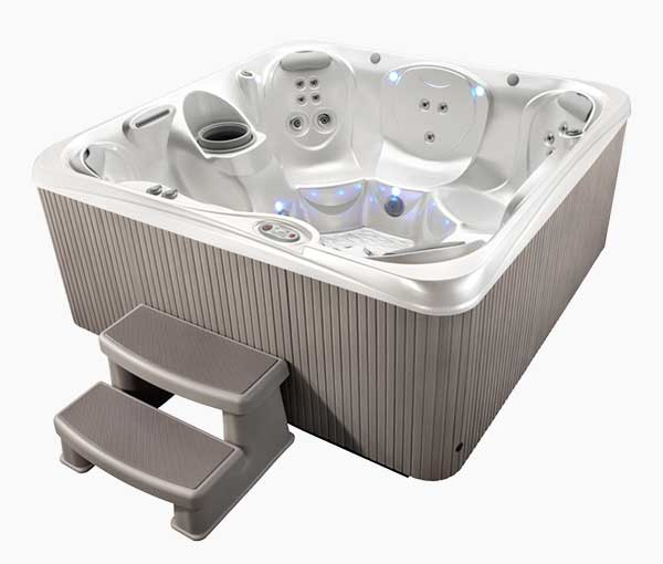 Rhythm Hot Tub Spa | Hot Springs Spas available at the Recreational Warehouse Southwest Florida (Naples, Fort Myers and Port Charlotte Locations) Pool Warehouse