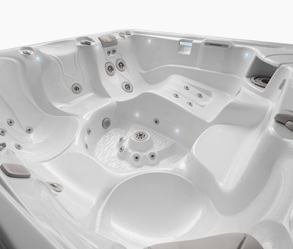 Seychelles Spa Details | Caldera Spas available at the Recreational Warehouse Southwest Florida (Naples, Fort Myers and Port Charlotte Locations) Pool Warehouse