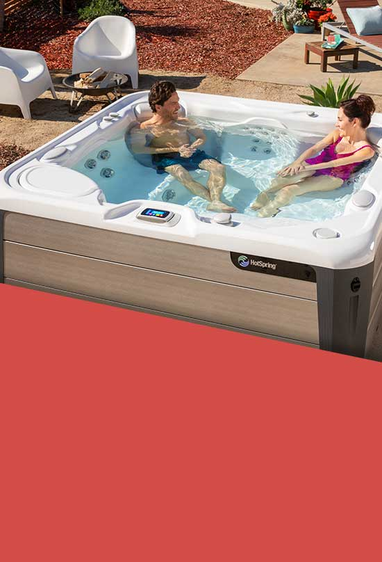 Shop Spas and Hot Tubs from Hot Spring, Caldera, and Freeflow | The Recreational Warehouse Southwest Florida's Leading Warehouse for Spas, Hot Tubs, Pool Heaters, Pool Supplies, Outdoor Kitchens and more!