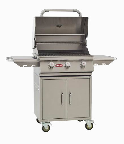 Steer Grill Cart from Bull BBQ Grills available at The Recreational Warehouse Naples, Fort Myers and Port Charlotte