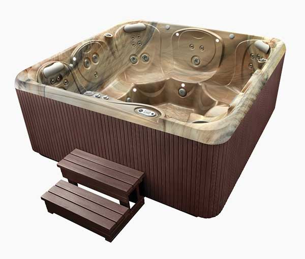 Tempo Hot Tub Spa | Hot Springs Spas available at the Recreational Warehouse Southwest Florida (Naples, Fort Myers and Port Charlotte Locations) Pool Warehouse