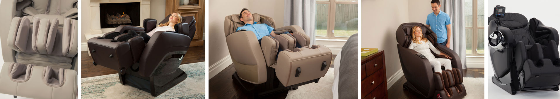 Full Body Massage Chairs | The Recreational Warehouse