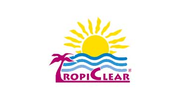TropiClear Pool Products and Supplies available at The Recreational Warehouse Southwest Florida's Leading Warehouse for Spas, Hot Tubs, Pool Heaters, Pool Supplies, Outdoor Kitchens and more!