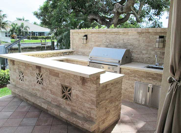 Custom Outdoor Kitchens The Recreational Warehouse Shop Today